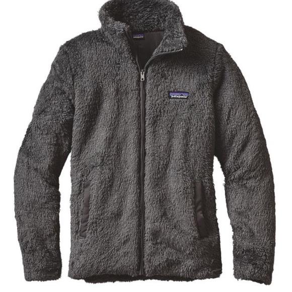 6c291b93835fd Mens Gray Patagonia Los Gatos Fleece Jacket M. M_5b7324835fef37c839603c62
